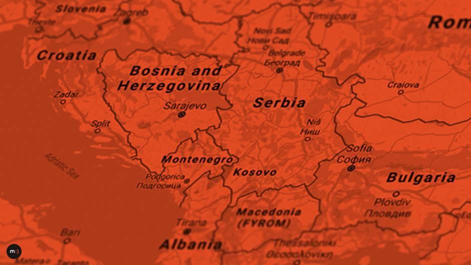 BiH najnemirnija zemlja u regionu