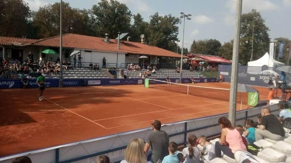 Srpska open, polufinale, Banjaluka