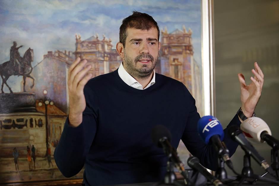 Borković: Udarili na Srbina, e pa neće moći!