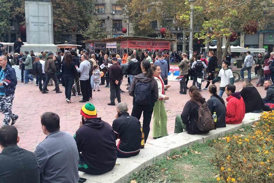 protest, marihuana, kanabis