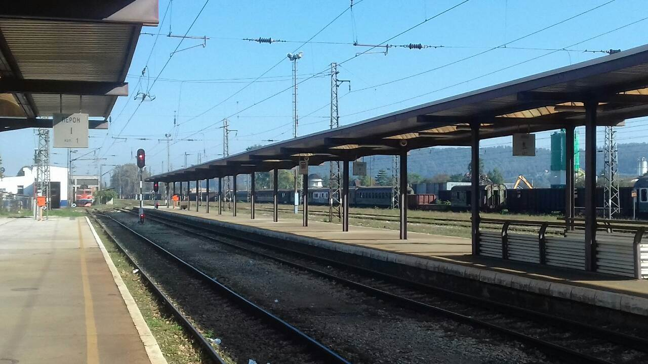 ŽRS, pruga, željeznica
