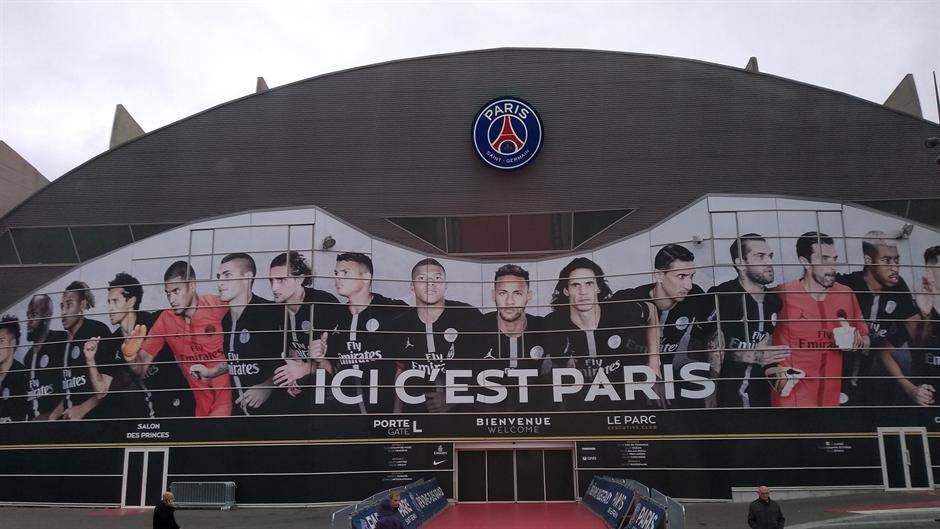 Pariz, Francuska, PSŽ