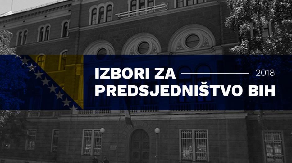 Izbori za Predsjedništvo BiH 2018