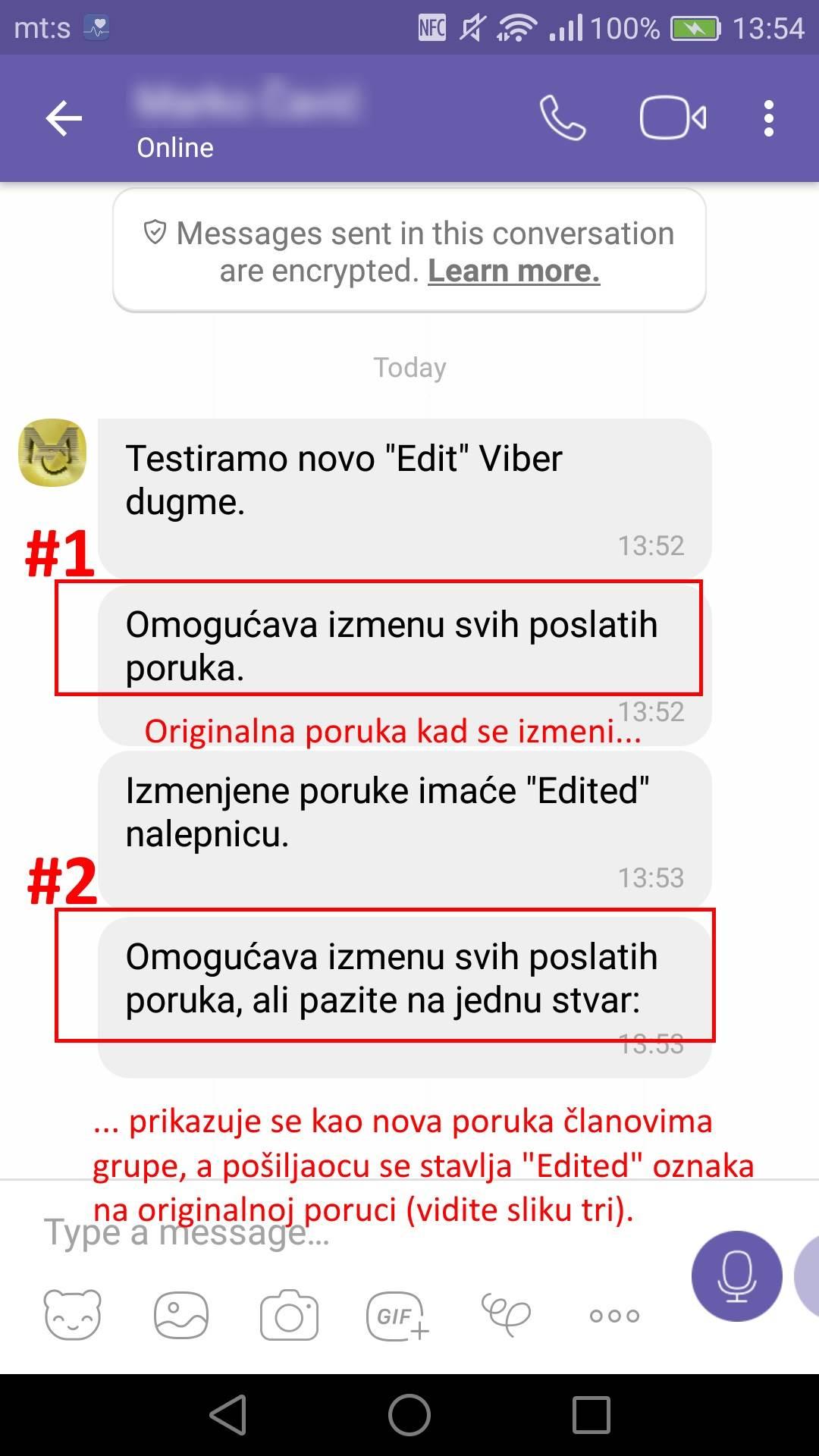 Viber ima novu opciju + kako se ona koristi (FOTO)
