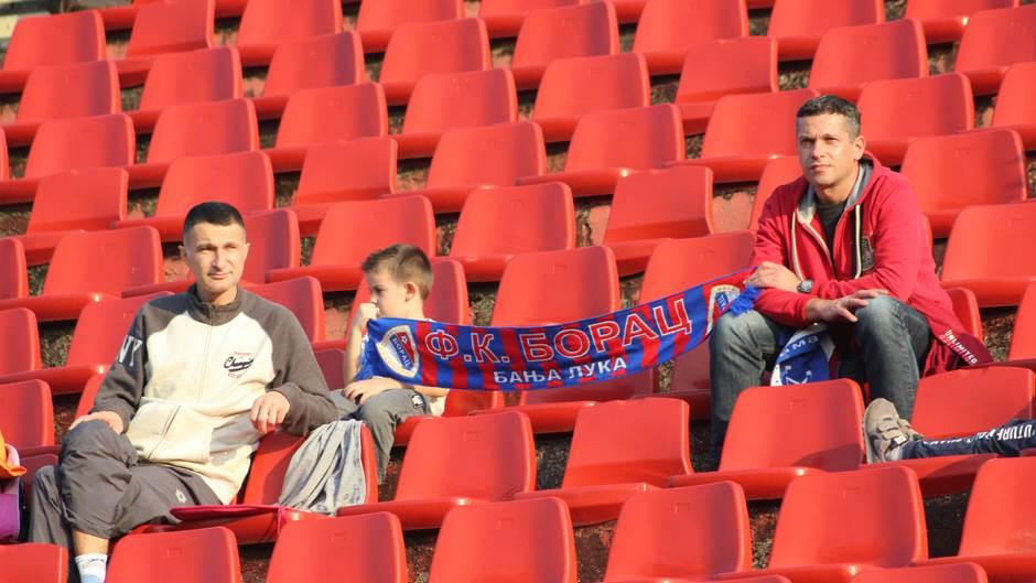 Borac - Olimpija, prijateljska utakmica 2018