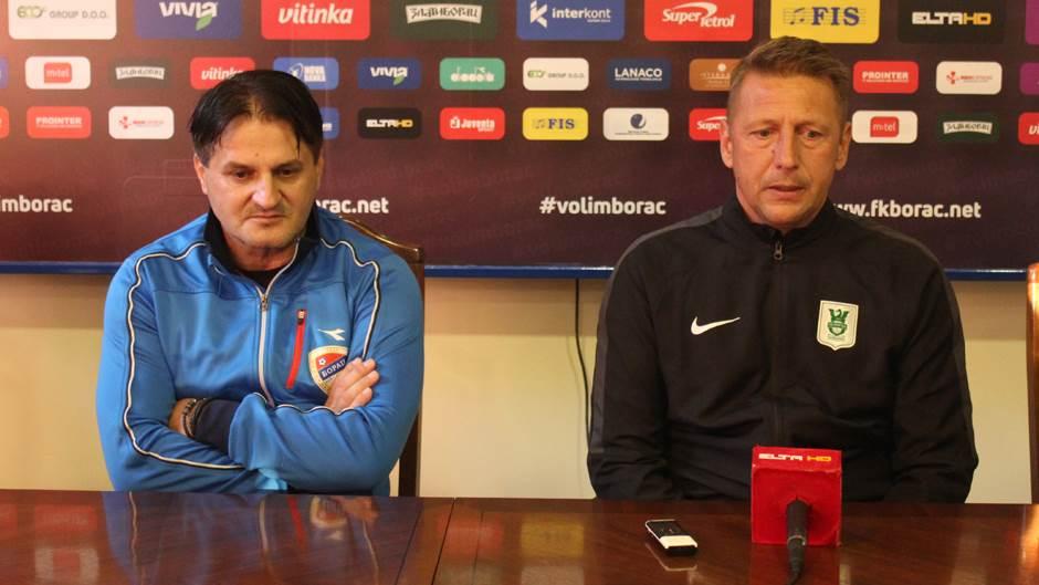 Darko Vojvodić i Zoran Barišić