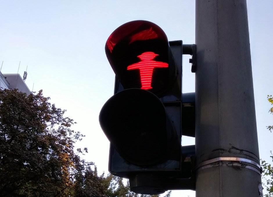berlin, semafor, pešaci