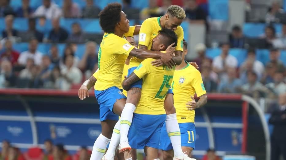 Brazil srušio Argentinu - kao što je Srbe u Moskvi