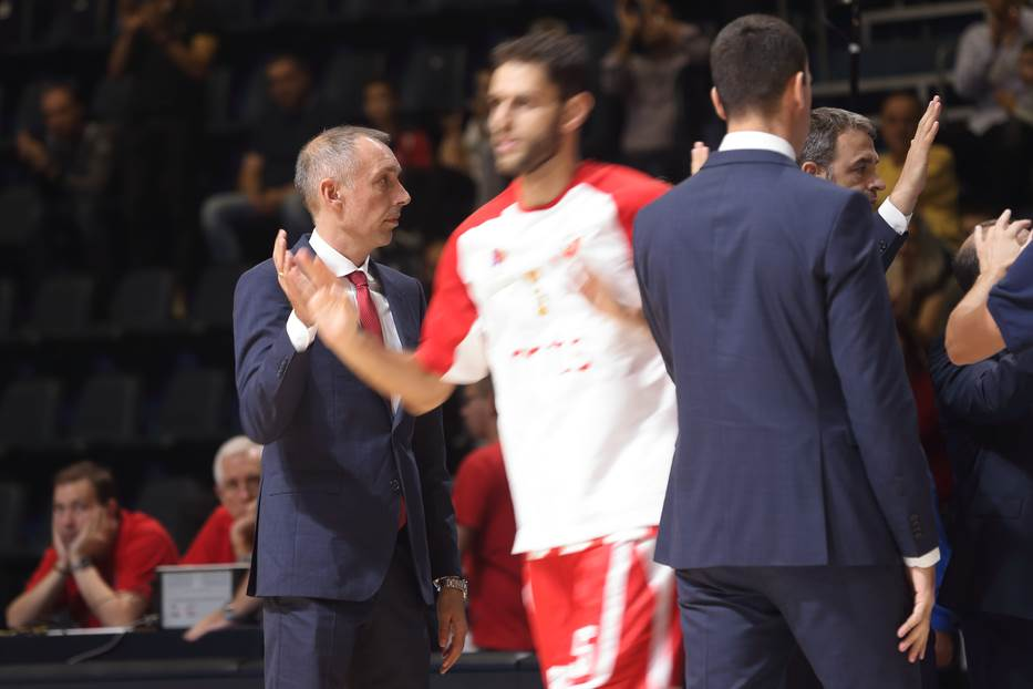 """Tomić o """"iks faktoru"""": Stratos živi za košarku"""