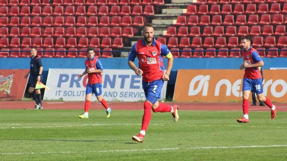Saša Kajkut, FK Borac