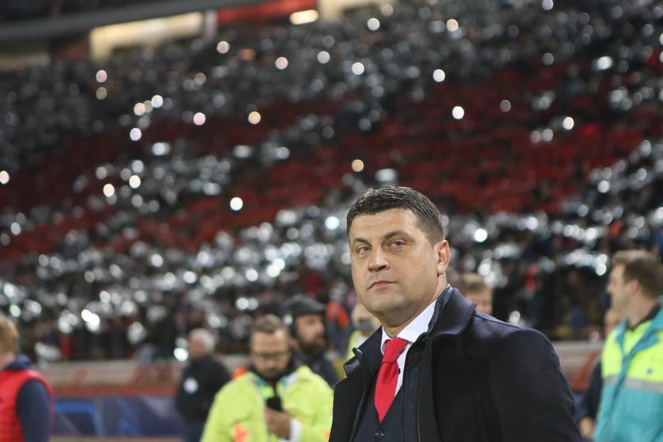Milojević: Fudbal je stalno potvrđivanje