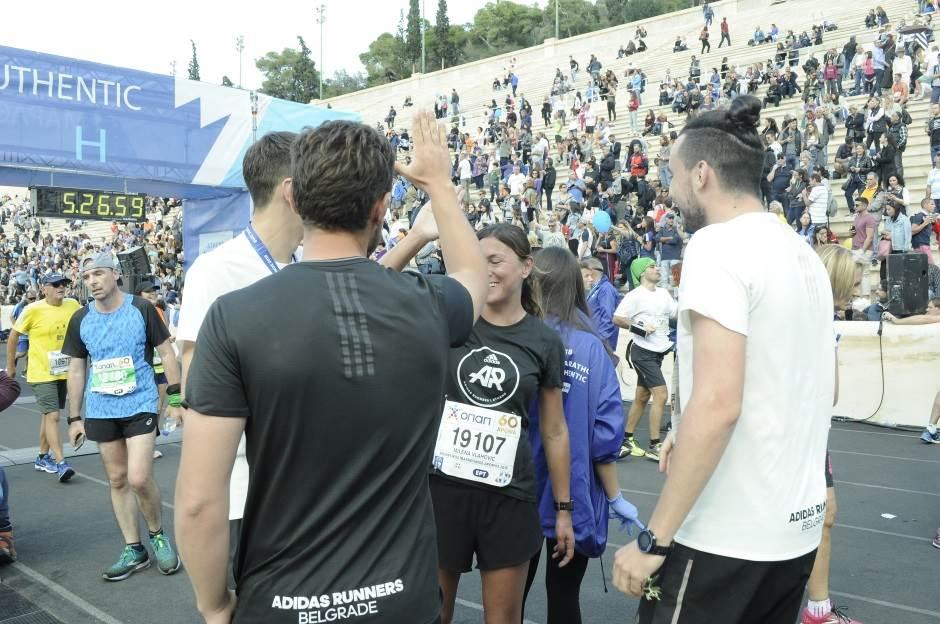 Dva lica maratona - tuga i radost (VIDEO/FOTO)
