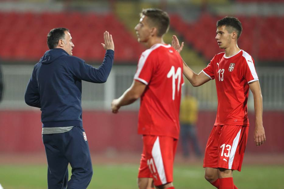 Goran Đorović orlići U21