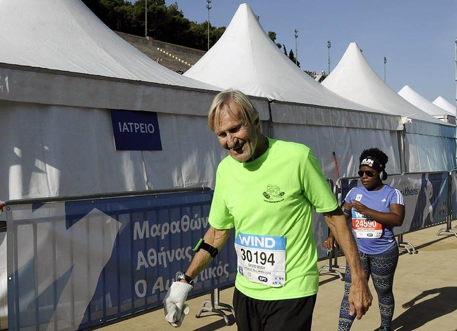 """""""Čoveče, čekamo te na trčanju!"""" (VIDEO/FOTO)"""