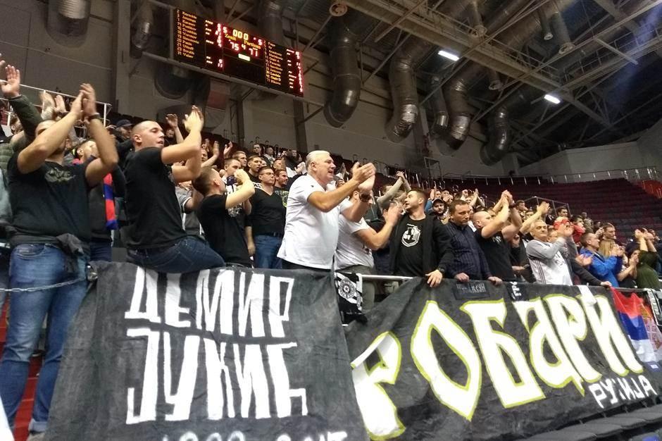 Grobari KK Partizan