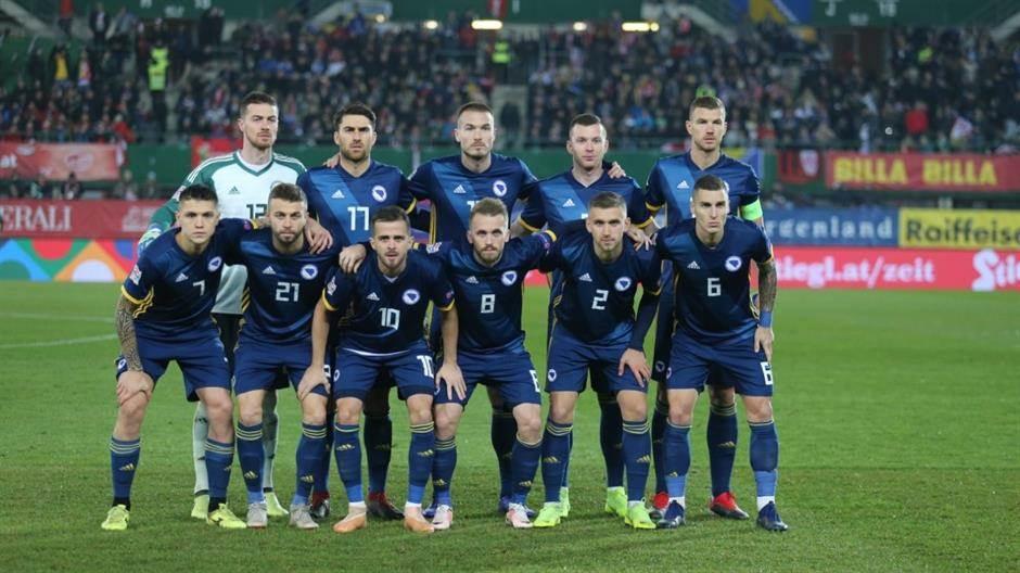 Austrija, BiH, zmajevi, fudbalska reprezetnacija BiH