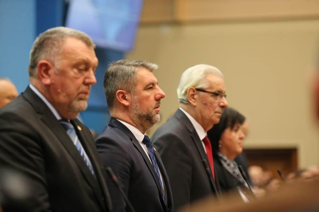 Završena konstitutivna sjednica Narodne skupštine