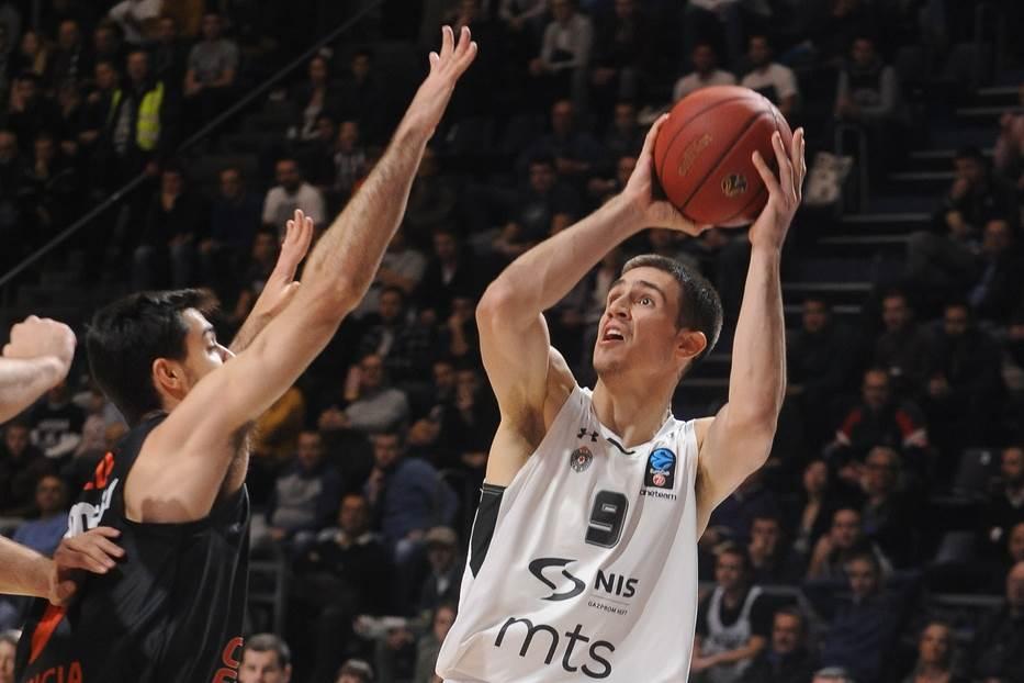 Novi poraz Partizana, Top 16 je (pre)daleko!