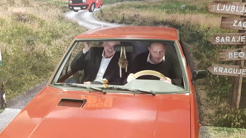 """Paspalj: Evo kako je Divac kočio u """"jugu"""" (VIDEO)"""