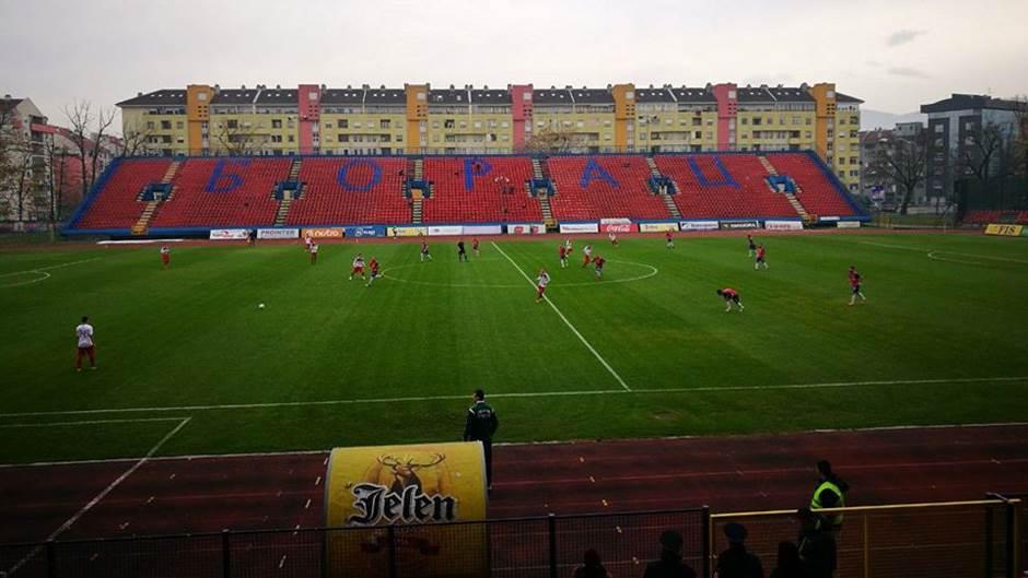 FK Borac - FK Alfa Modriča
