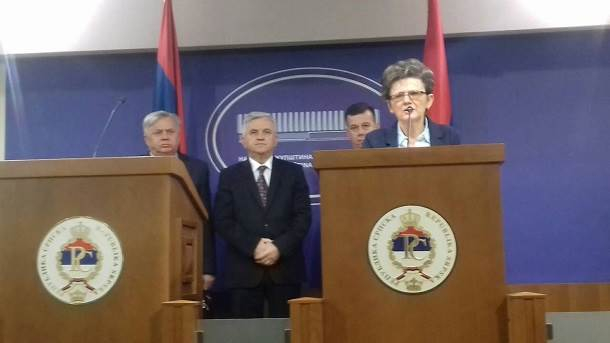 Spomenka Stevanović, Nezavisni demokratski klub