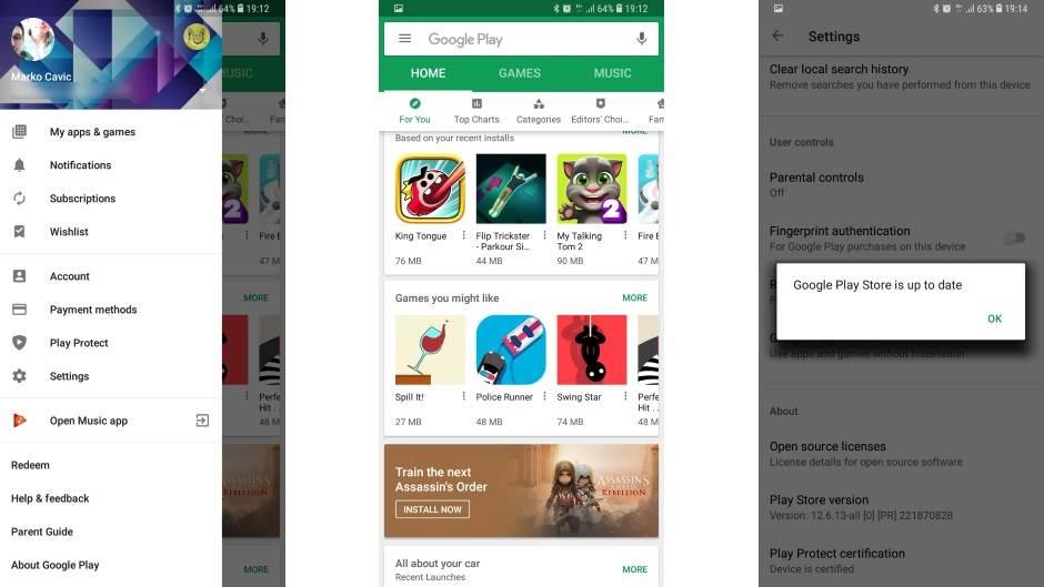 Google promijenio izgled Android Play prodavnice