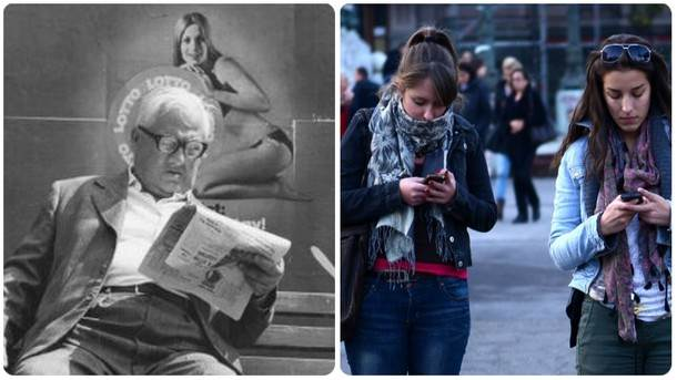 mediji, novine