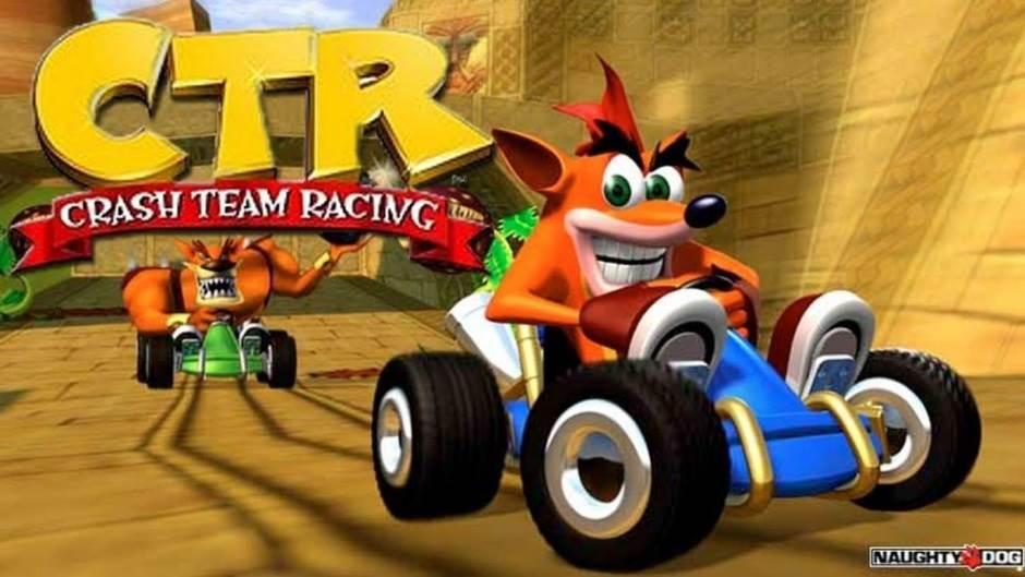 Ovo ste tražili: Vraća se Crash Team Racing!