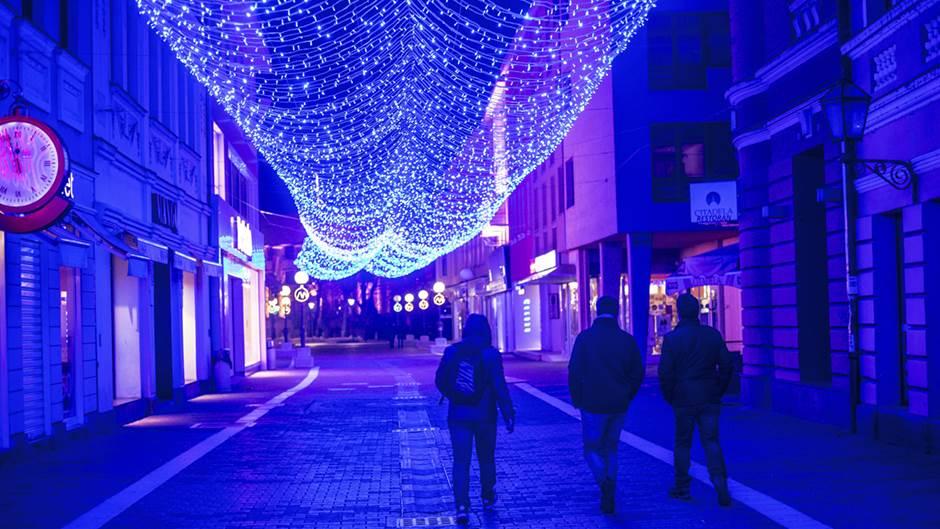 Gospodska, ukrasi, Nova godina, zima, praznik