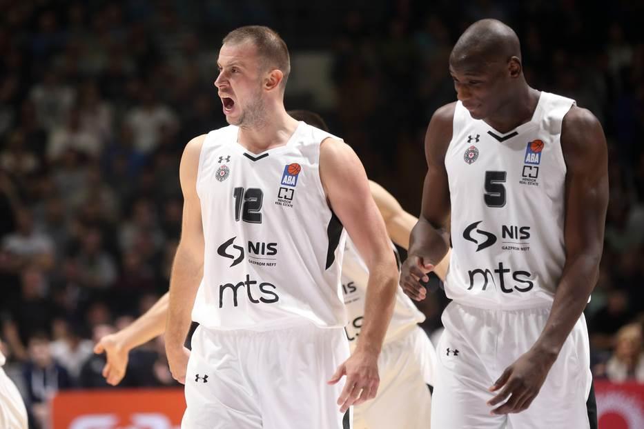 Novica Veličković, Partizan