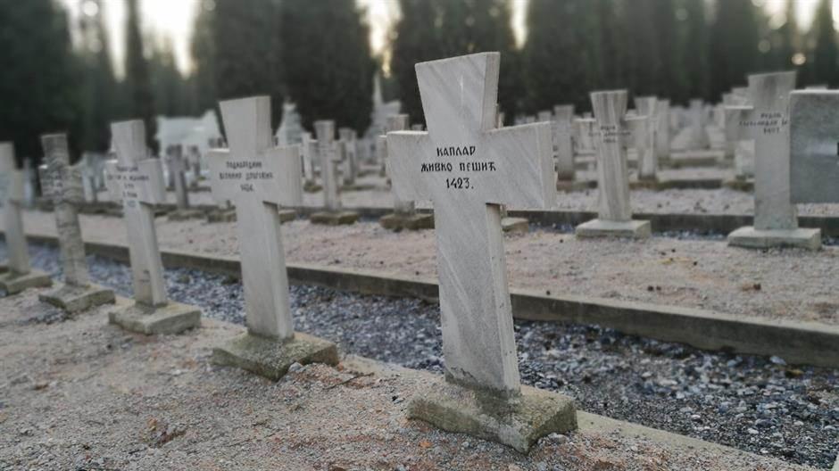Đorđe Mihailović, Zejtinlik, solun, solunski front