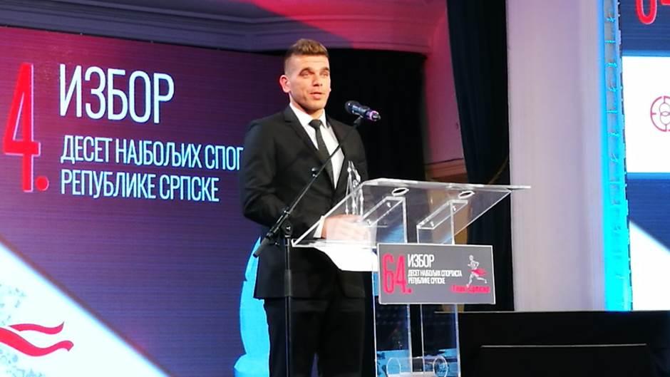 Kajakaš Darko Savić prvo ime sporta Srpske! (FOTO)