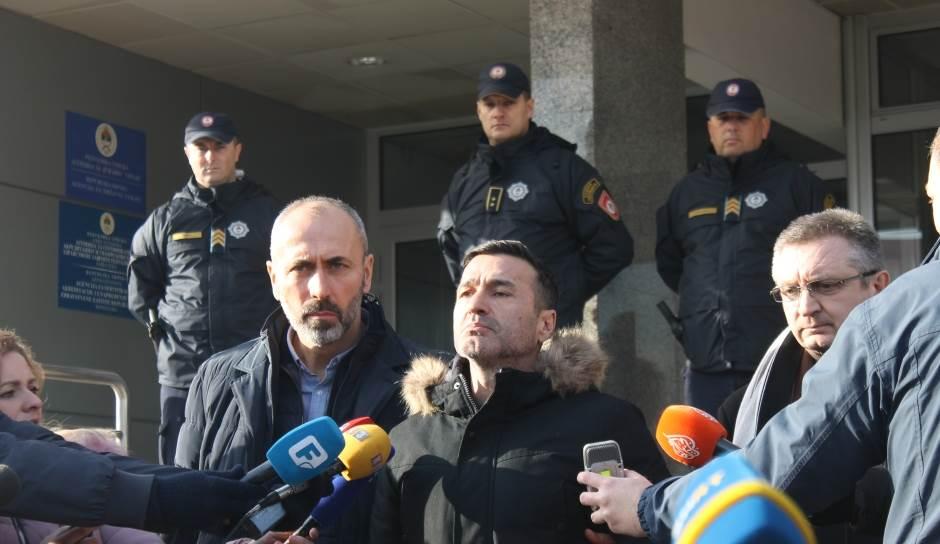 Davor Dragičević, tužilaštvo