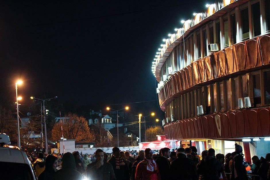 """Helsinki u BG: """"Čuli smo da je bučno na Marakani"""""""
