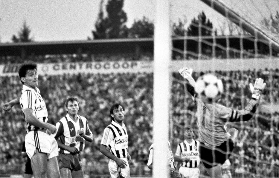 Piksi, gol Piksija iz kornera, derbi, Partizan, Zvezda, Dragan Stojković Piksi