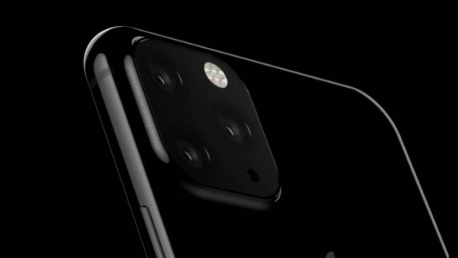 Novi iPhone XI prve slike: 3 kamere pozadi, isti dizajn