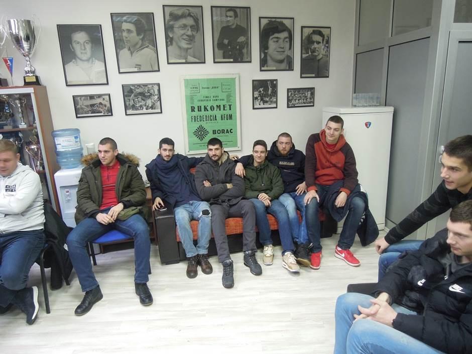 RK Borac: Iz Banjaluke u četvrtfinale Čelendž kupa