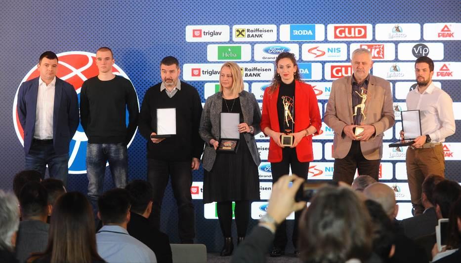 KSS nagradio Nikolu Jokića i Aleksandru Crvendakić