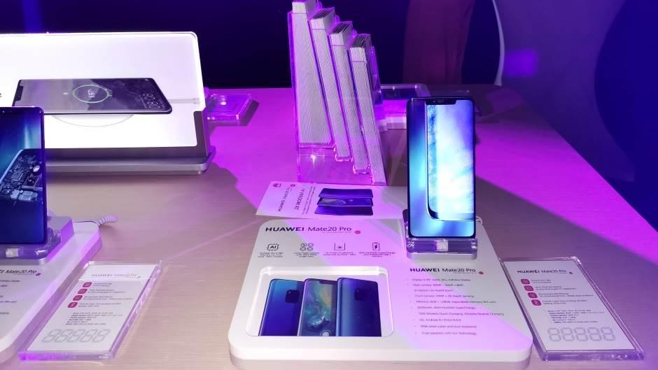 Huawei Mate 20 Pro u Srbiji