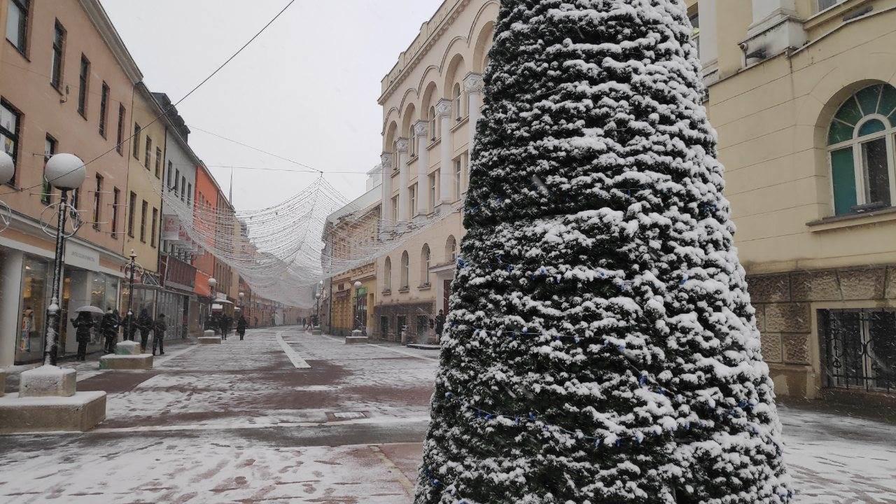 snijeg, Banjaluka