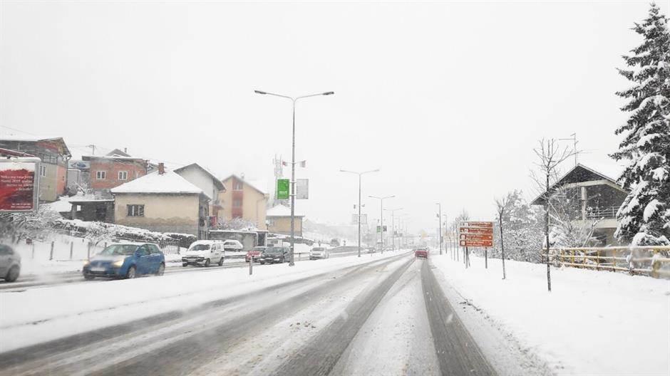 snijeg, put, saobraćaj, tunel
