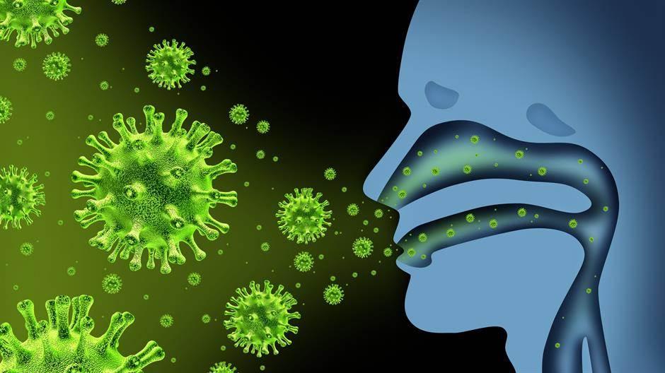 gripa, prehlada, bolest, simptomo