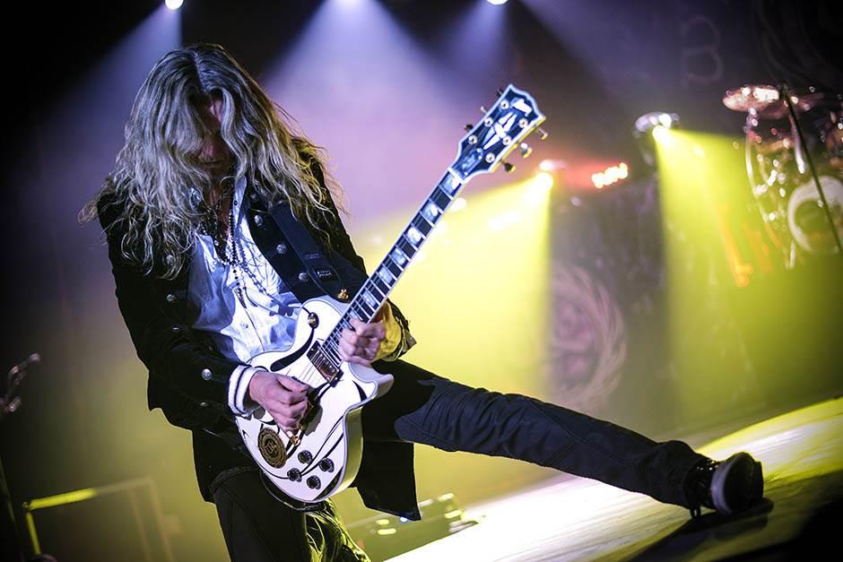 Whitesnake otvara Gitarijadu! (FOTO, VIDEO)