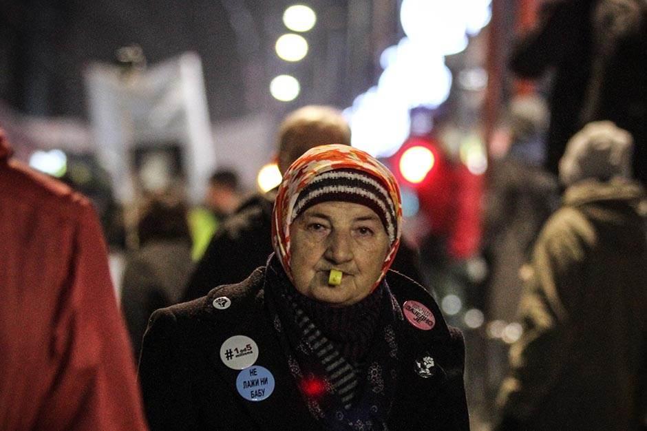 Novi opozicioni protest u Beogradu