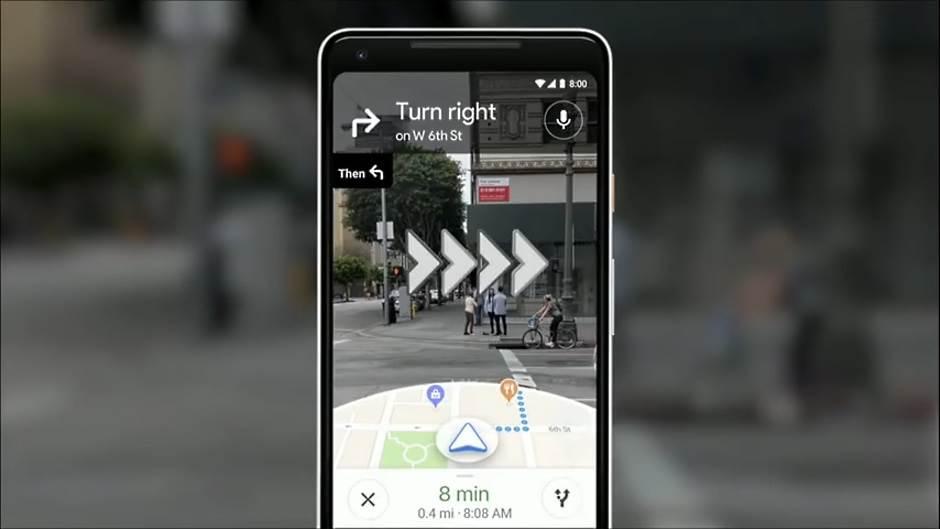 Stigla potpuno nova navigacija - nadrealna! (VIDEO)
