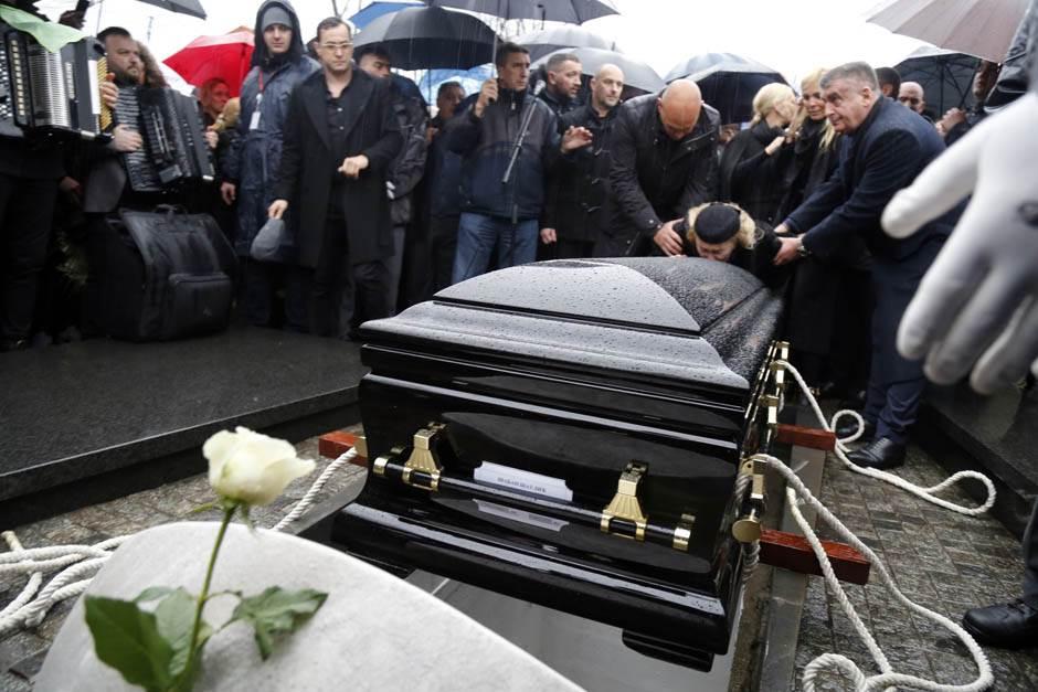 Smrt Šabana Šaulića: Šta je sa vozačem?