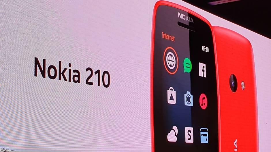 Nokia 210, Feature Phone