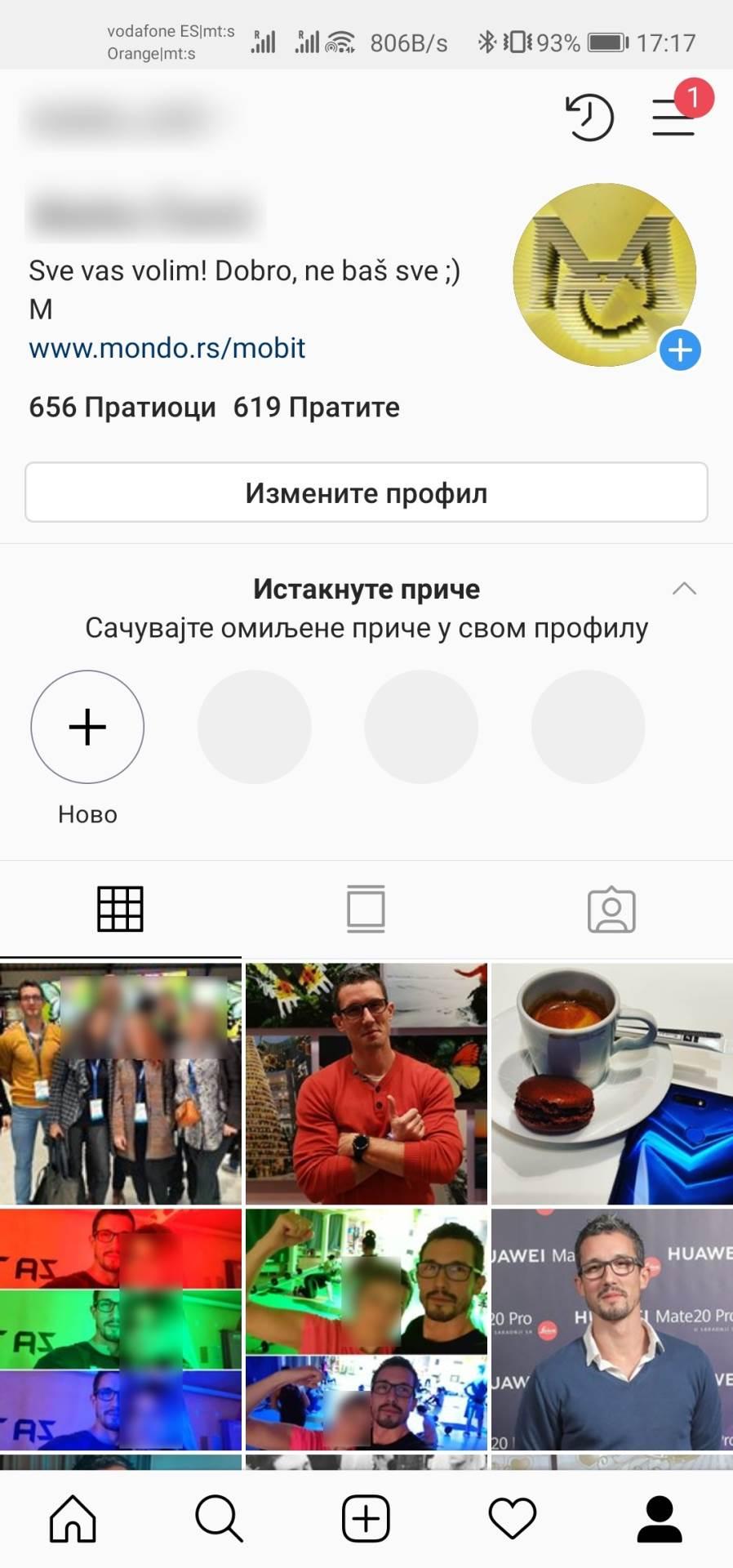 Od sada novi Instagram profili, otkrivamo vam izmene!