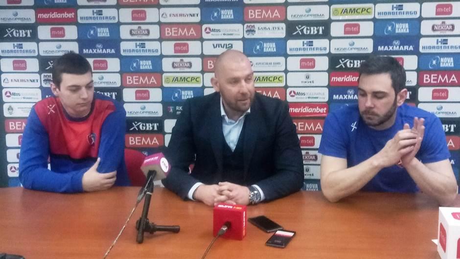 Marko Lukić, Saša Kondić i Mirko Mikić