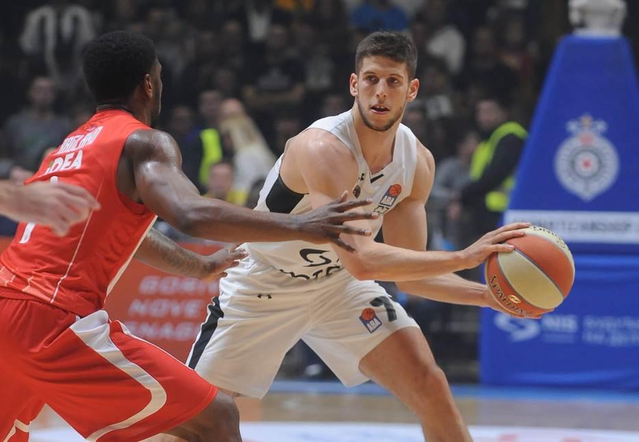 Aleksej Nikolić napušta Partizan, ide u Virtus!